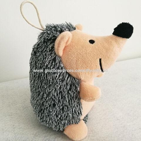 China Stuffed Plush Cute Hedgehog Soft Baby Hedgehog Plush Toy On
