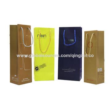 Booze LiquorWine Gift Bag