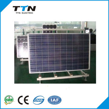 China Poly pv module 100w top quality cheapest price with 5 years warranty