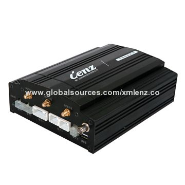 8CH Mobile DVR with Auto-bus Stop Announcement, H 264 High-profile