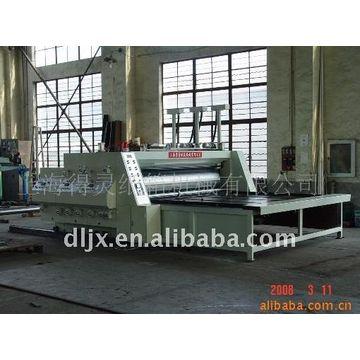 YK automatic corrugated box making machine, flexo printer slotter