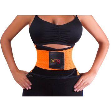 7bf173aa2dc52 China Original Xtreme Power Belt Slimming Belt Body Shaper Waist Trainer  Trimmer Sport Gym