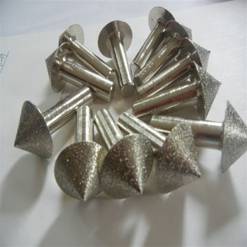China High abrasive concentration and bond strength electroplated diamond tools