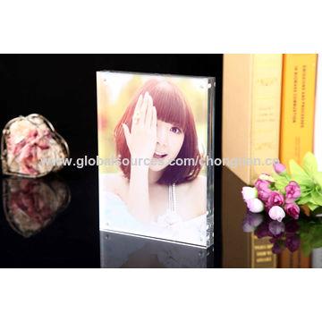 China Acrylic photo frames