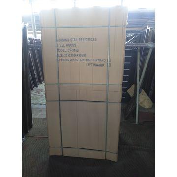 Best price stainless steel door, new design model stainless