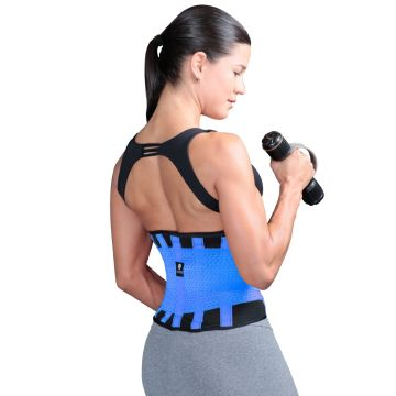 3acc47e103d China As Seen On TV Black-blue color Tecnomed Xtreme Fitness Power Weight  Lifting