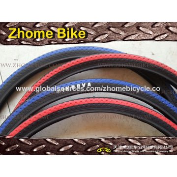 China Bicycle Tire Bicycle Tyre Bike Color Color Line/Reflective Strip Tire