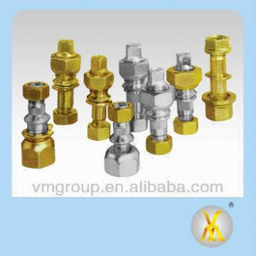 55fa1f468 Wheel Bolt and Nut for Japanese Truck | Global Sources