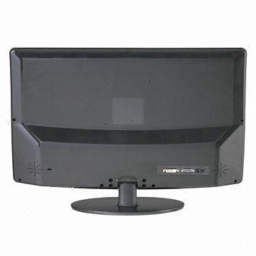 China LED Monitor with 350:1 Contrast Ratio
