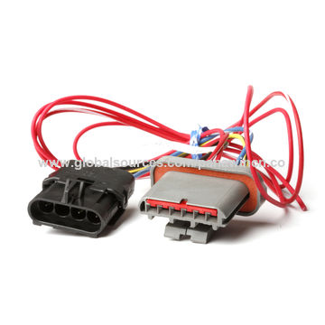 Electric vehicle wire harness for machinery system, OEM ... on