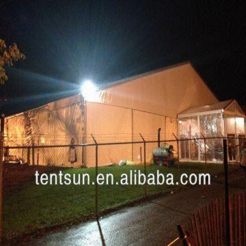 Double Deck Temporary Structures Stacking Stadium Seating | Global
