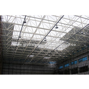 China Good Quality Design Galvanized Lightweight Steel Roof Truss For Sale,  Made In China ...