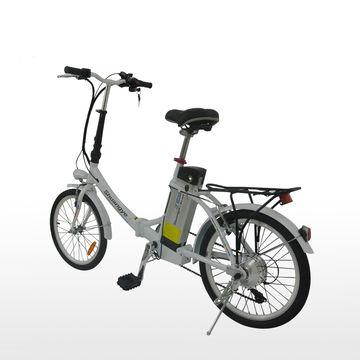 "China 20"" alloy frame mini folding E-bike"