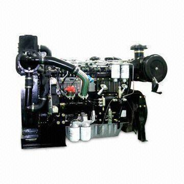Diesel Engines for Marine Auxiliary, Double Closed Cycle
