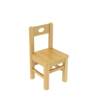 Bon ... China Children Preschool Furniture Solid Wooden Chair/children Friendly  Solid Wood Square Leg Chair