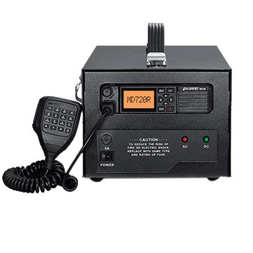 China DMR mobile radio repeater from Xiamen Manufacturer