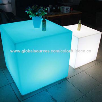 ... China D104 16u201d Outdoor Light Large Plastic Cube & China D104 16u201d Outdoor Light Large Plastic Cube from Huizhou ...