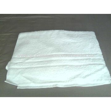India Hotel collection bath towels, made of 100% soft cotton, with high quality. azo free dyes.