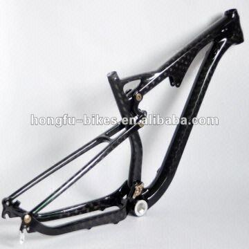 29er Full Suspension Frame, Mountain Bike Suspension Frame Fm036 ...