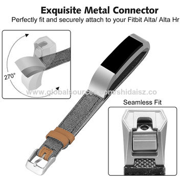 China For Fitbit Alta/Alta HR Bands from Shenzhen Manufacturer
