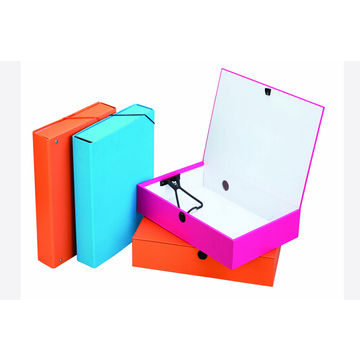 a4 paper file holder office file box with elastic | global sources paper file box