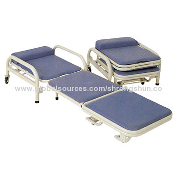 Medical Folding Sleeping Chair China Medical Folding Sleeping Chair
