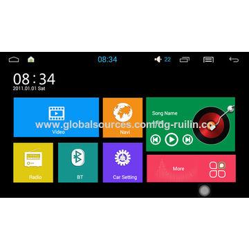 Android car dvd gps car navigation system car multimedia