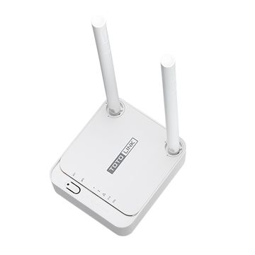 China TOTOLINK N200RE 300Mbps WIFI Router WIFI Repeater & AP,English Firmware,with 2pcs External Antennas