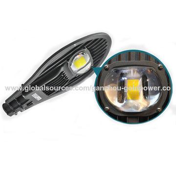 China Aluminium Alloy 85-265V AC Smart LED Streetlight, 3-year Warranty