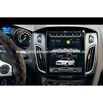 12.-inch Android Quad-Core Car Multimedia Stereo GPS for Ford ...