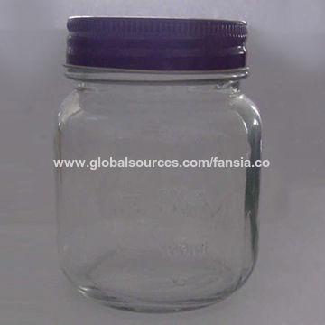 350ml glass jam jar used in Christmas food Global Sources