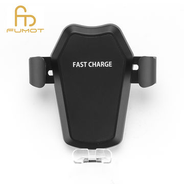 China Car Wireless Phone Charger Fast Charging Qi For IPhone X Samsung