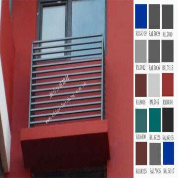 Decorative Construction Steel Window Grill Design For Air