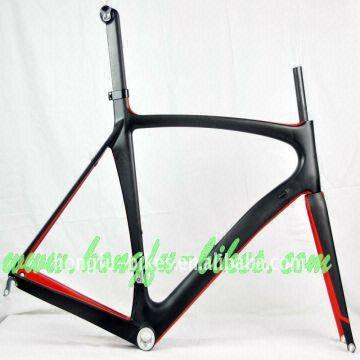 Hongfu Full Carbon New Frames,carbon Bicycle Frame,carbon Road ...