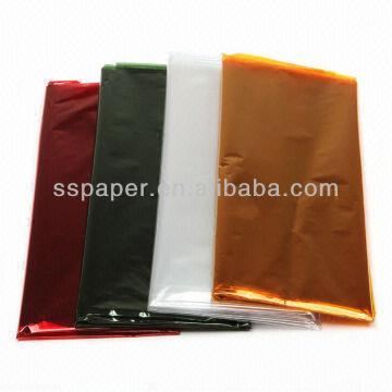 Colored Cellophane Paper Sheets | Global Sources