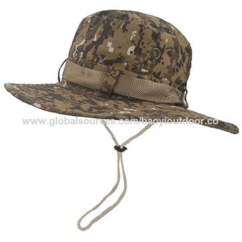 b63046b5471cd8 China Digital Camouflage Sun Hat Summer Outdoor Fishing Hunting Safari Bonnie  Hat ...
