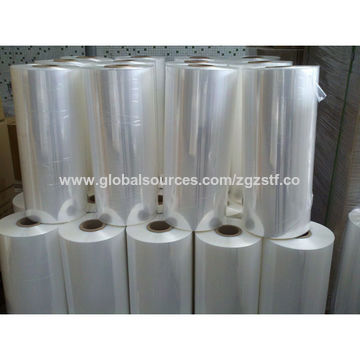 polyolefin pof shrink wrap for book packing global sources