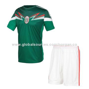 aef5980e6 China OEM Thailand quality soccer shirt football jersey