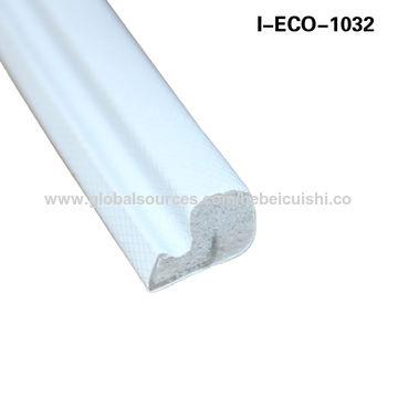 China Foam Weatherstrip Coated Plastic Wood Trim PU Seal