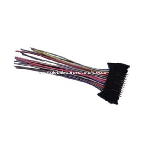 china wire harness from dongguan manufacturer dongguan ldzy Wire Harness Tape