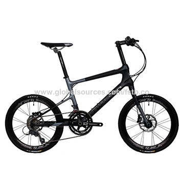 China Carbon BMX road bikes witah Shimano derailleur, 451mm wheel ...