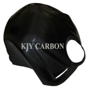 Kiy Carbon fiber tmotorcycle parts tank cover for Buell XB