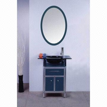 Glass wash basin with 600 x 900mm mirror global sources for Wash basin mirror price