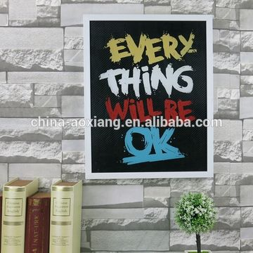 Cheer Up PS Frame Decorative alphabet letters for wall decor