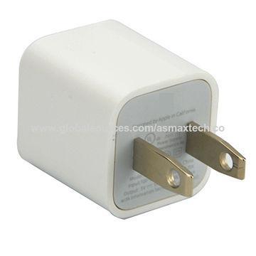 6574117bba5 China Cargador 100% del enchufe USB para el iPhone, adaptador de carga del  cubo ...
