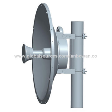 China WLAN 5GHz 30dBi 60cm outdoor wireless MIMO Dish Antenna with