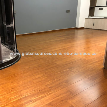 Chinasustainable Flooring Eco Forest Formaldehyde Free Bamboo Carbonized Flooring On Global Sources