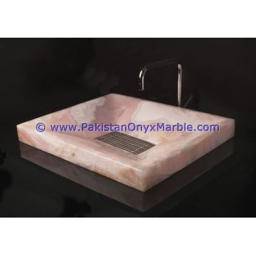 ... Pakistan PINK ONYX SQUARE SINKS AND BASINS