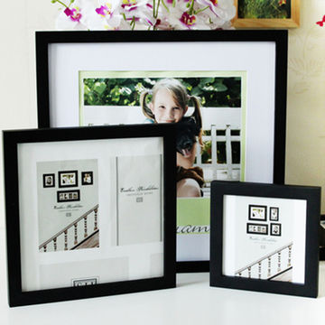 China Wooden Wholesale Home Decoration Photo Frames From Jinhua