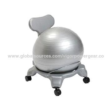 China Children S Gym Ball Chair Yoga Ball Chair On Global Sources